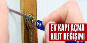 ev kapı açma kilit değişimi