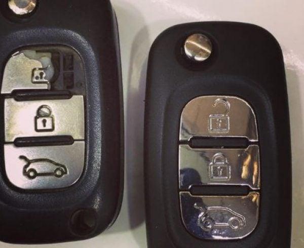 bilecik elektronik anahtar kumanda kabı yenileme