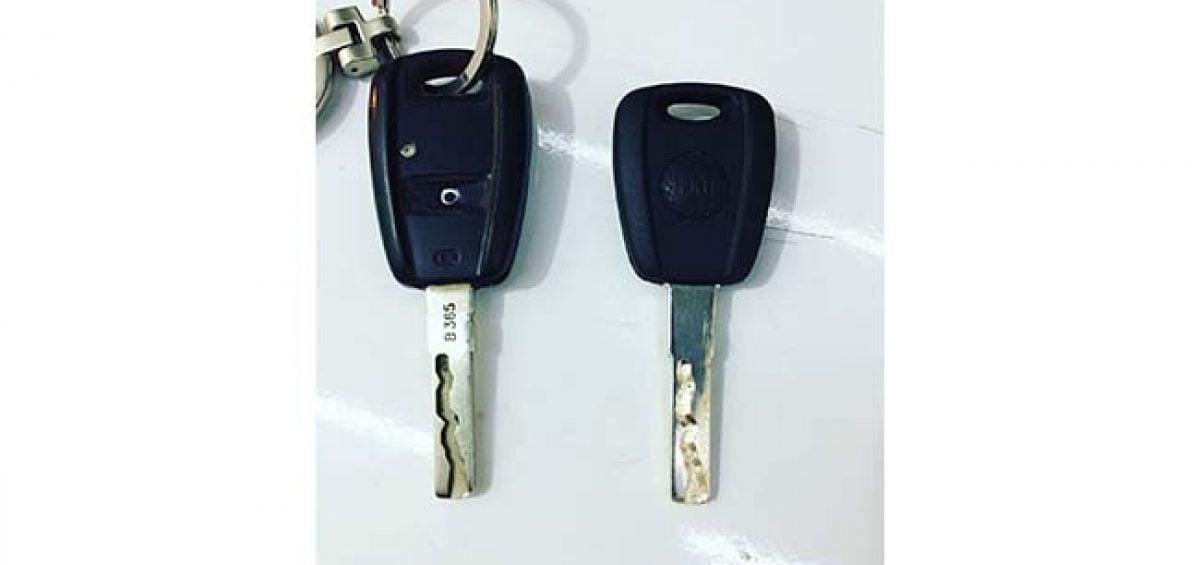 bilecik çilingir Fiat Albea yedek anahtar